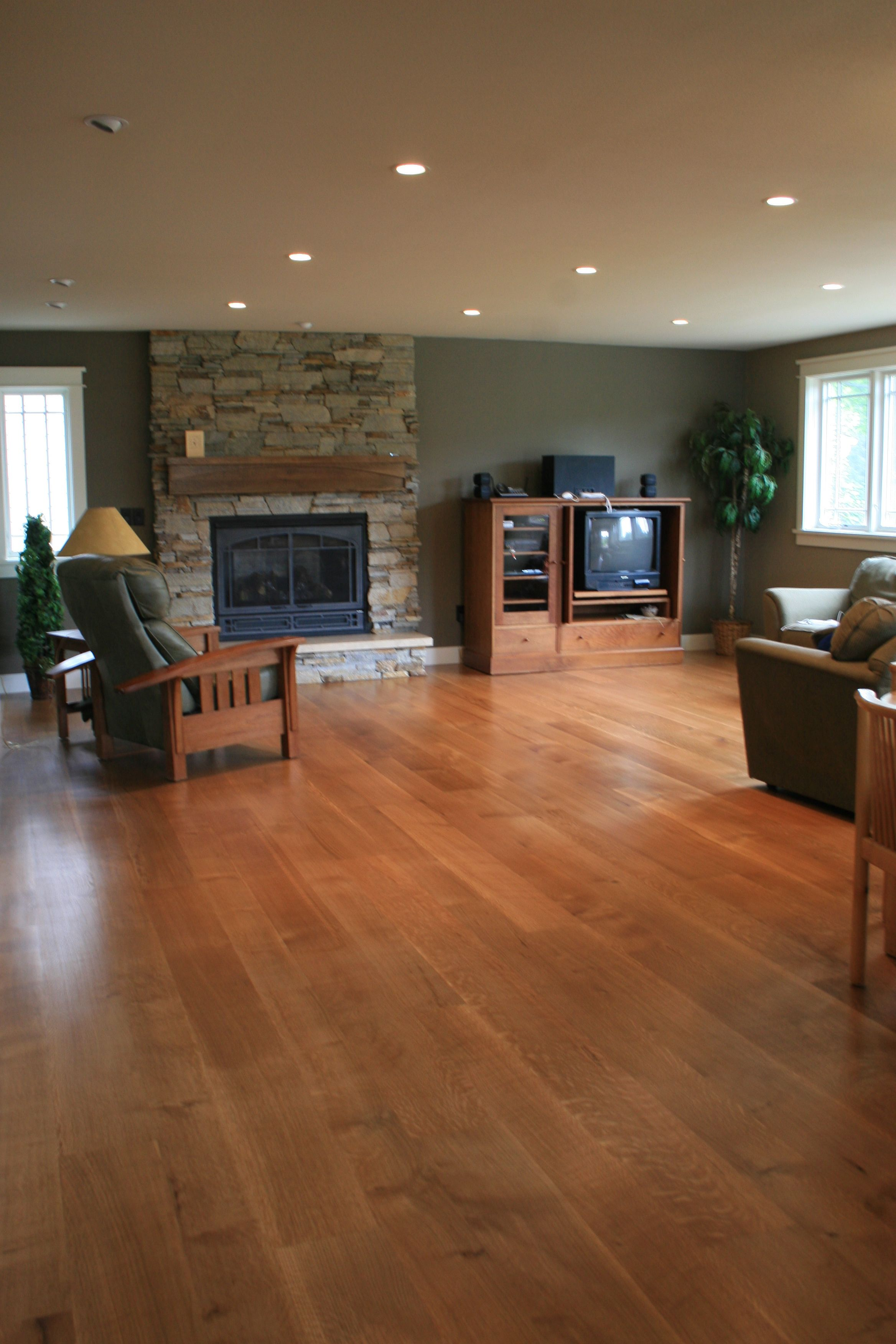 Wide plank white oak flooring by magnus anderson hardwood floors boulder co www magnusandersonhardwood com