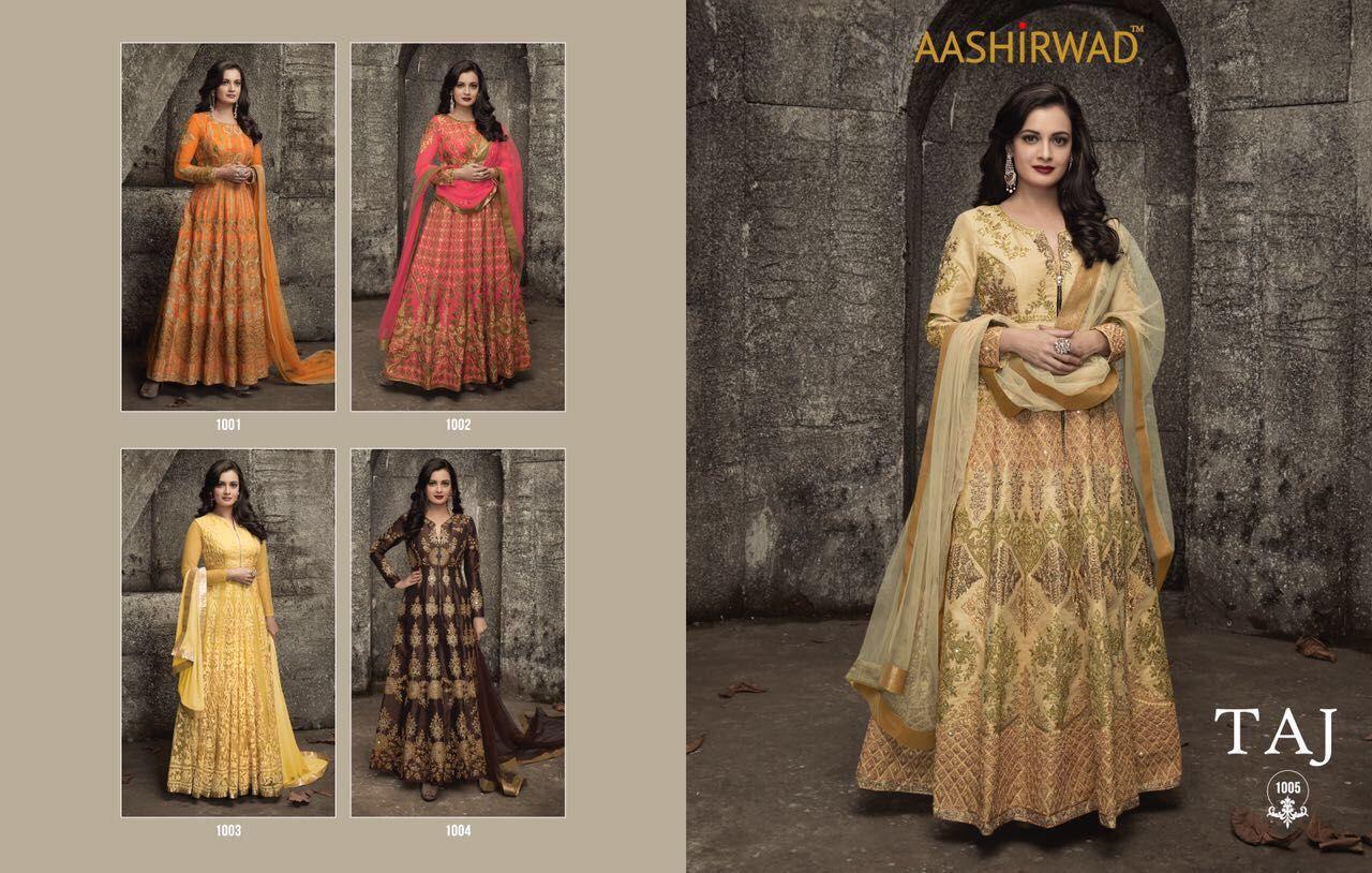 b17e3b823f Catalogue #name : #Aashirwad #Taj 5 Design in a Set For Inquiry and ...