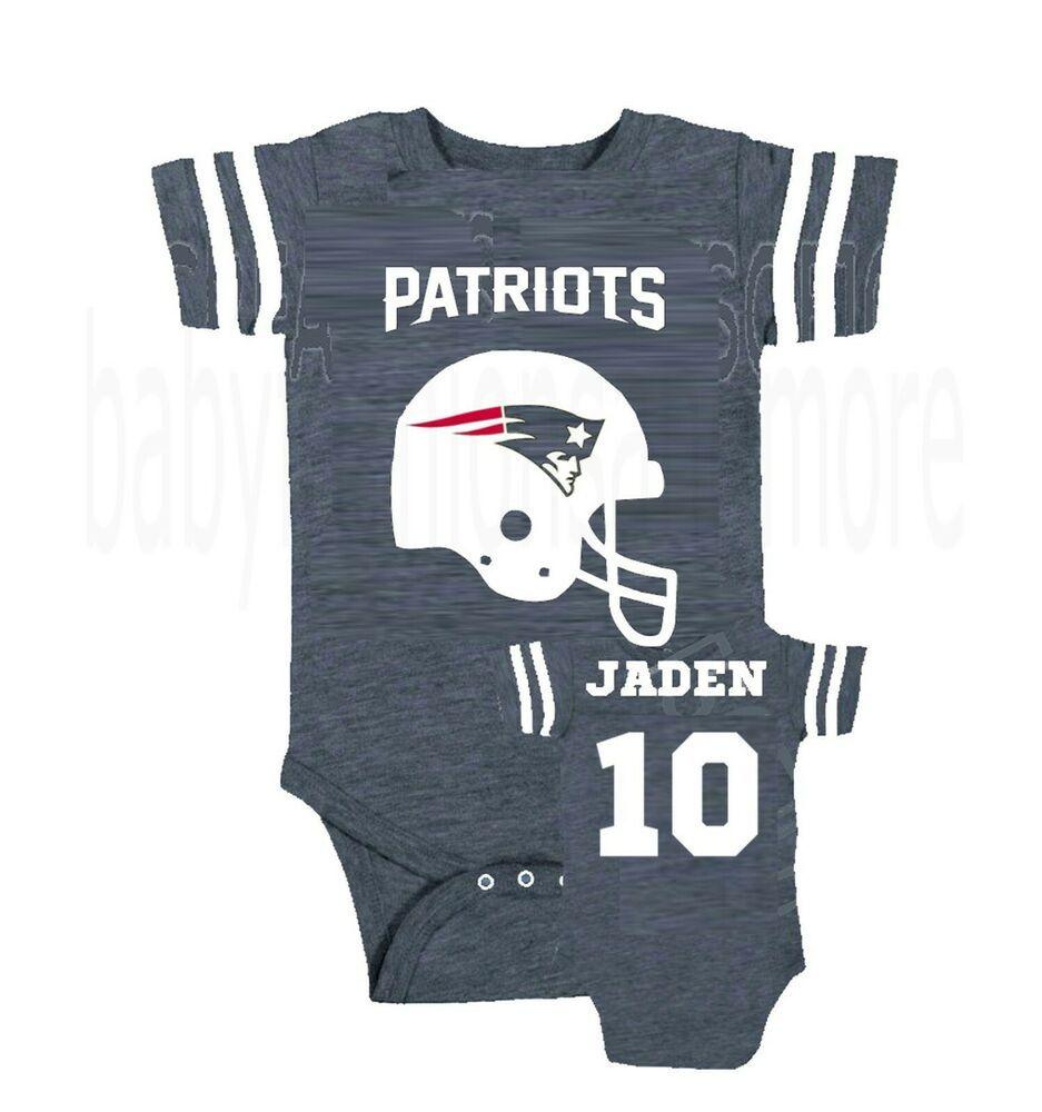 custom infant patriots jersey