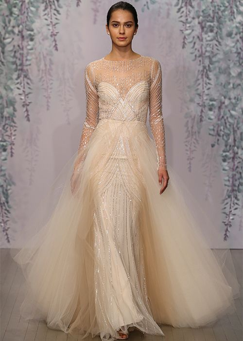Wedding Dress Trend: Two-in-One Gowns   Wedding Dresses   Pinterest ...