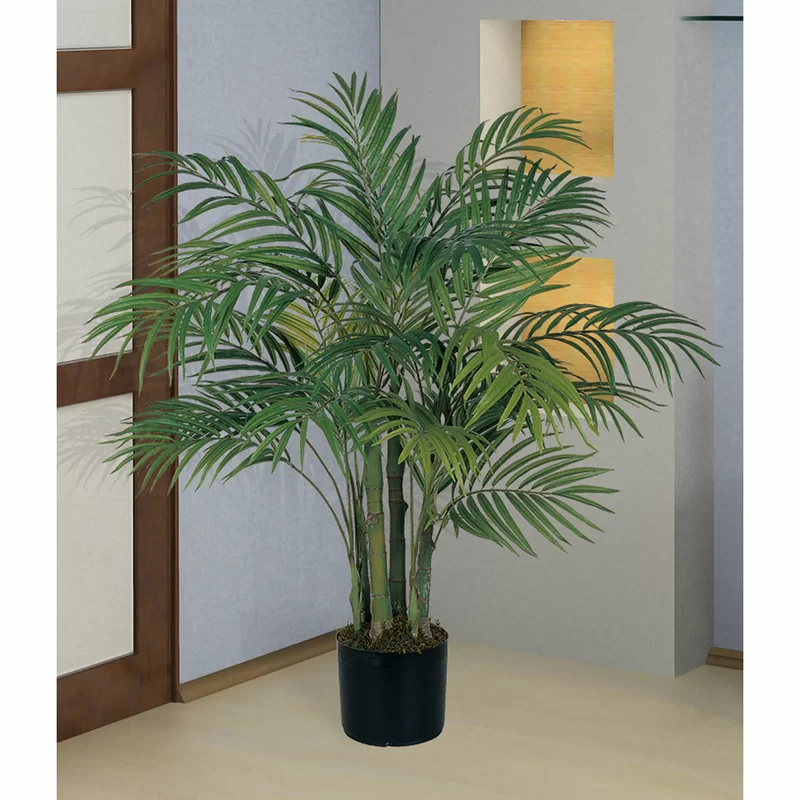 Artificial Palm Tree In Pot In 2020 Potted Trees Natural Home Decor Bedroom Plants #palm #tree #in #living #room