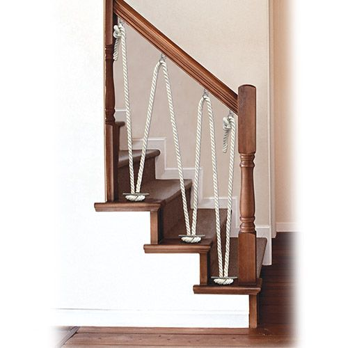 Best Image Result For Staircase Macrame Rope Railing 640 x 480