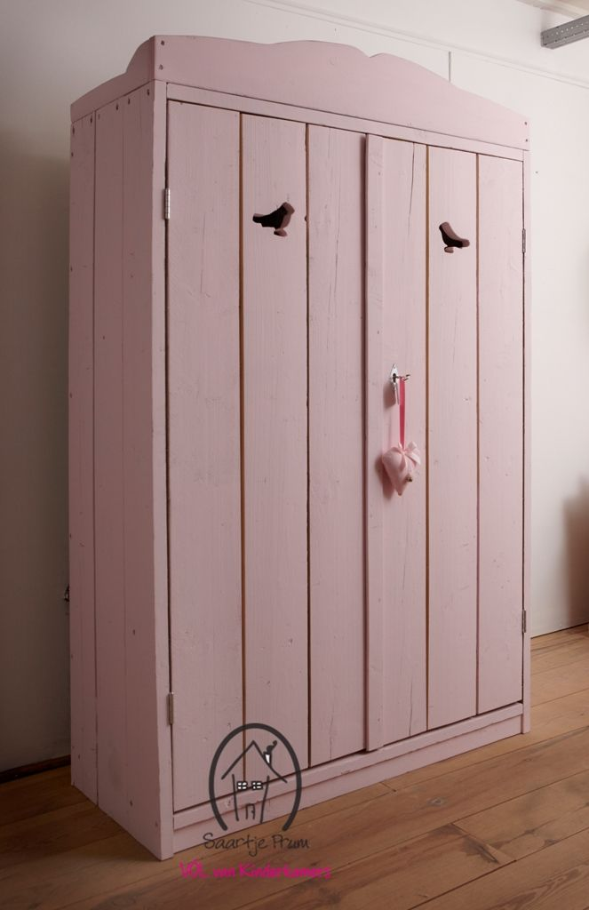 Pale Green Armoire