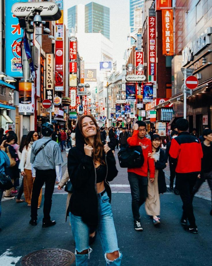 Shibuya is a great place to people-watch in Tokyo Where To Stay In Tokyo • Stay Close Travel Far