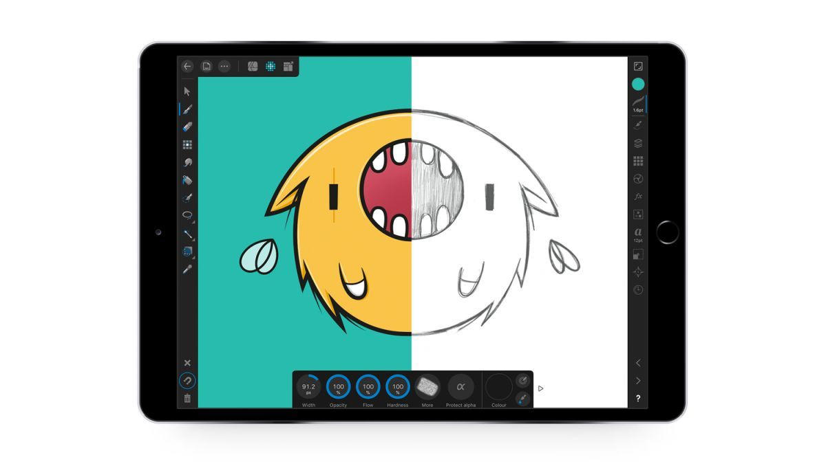 The 23 Best Ipad Pro Apps To Use With Apple Pencil Ipad Drawing