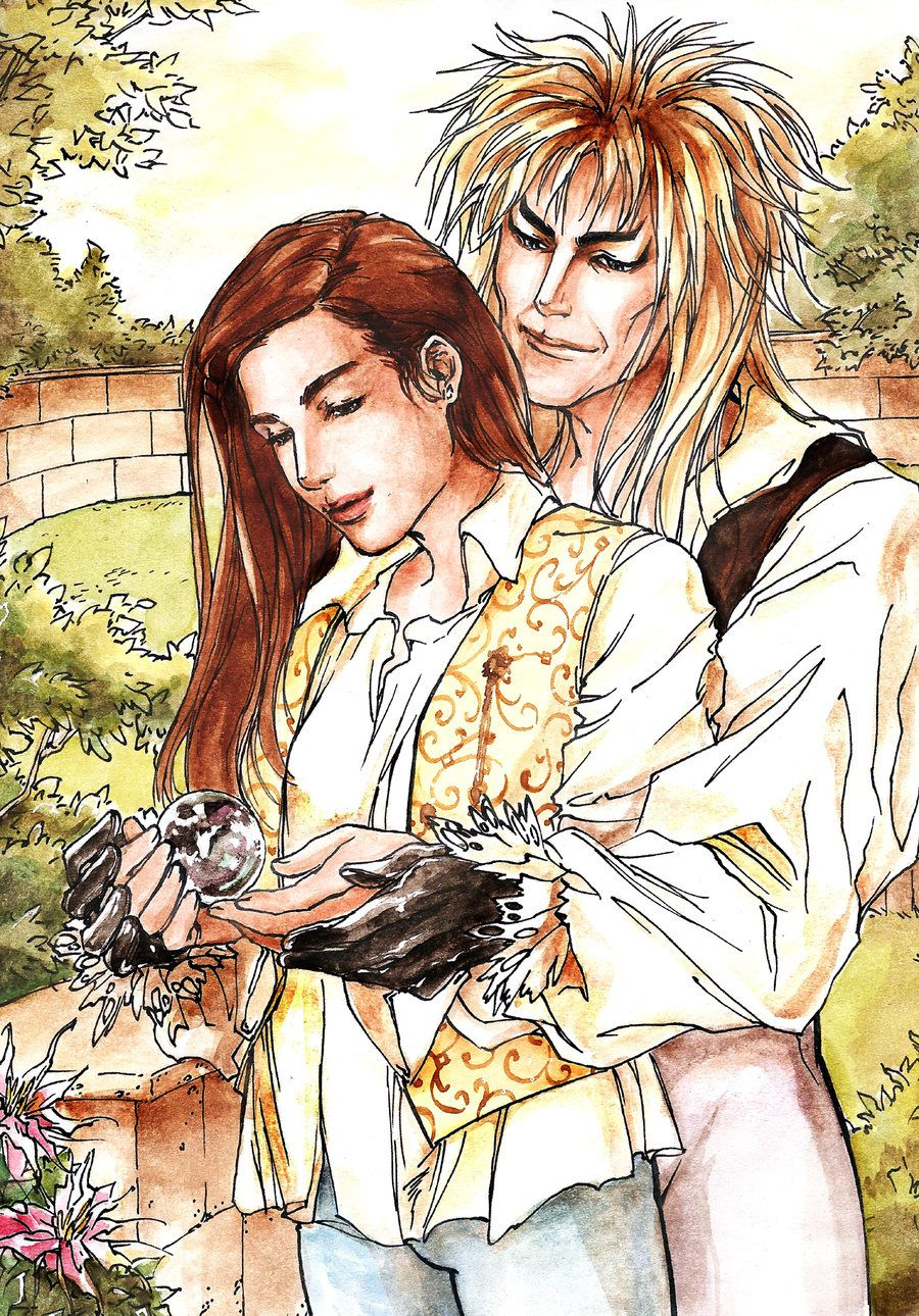 A gift by *saniika on deviantART (With images) Labyrinth
