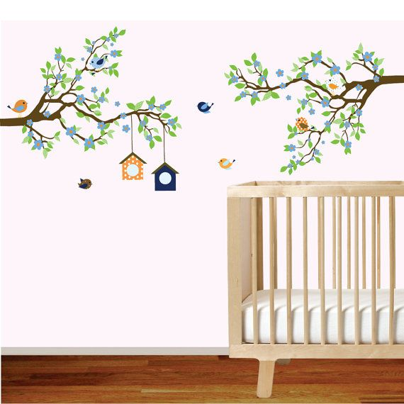 Branch Wall Decal Baby Nursery Tree