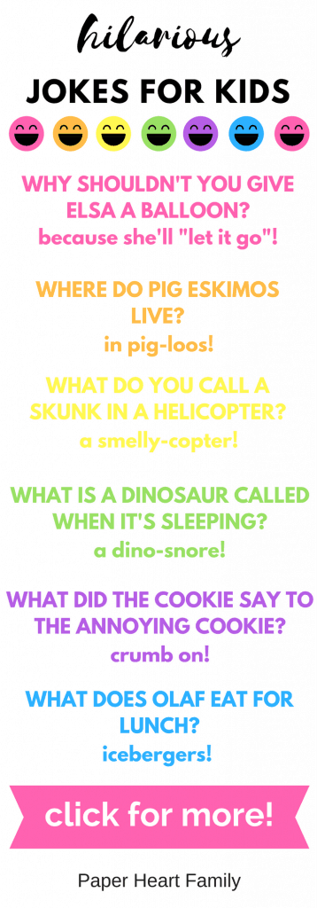 Jokes For 5 Year Olds: Super Funny Jokes To Make Your Kid Crack Up |