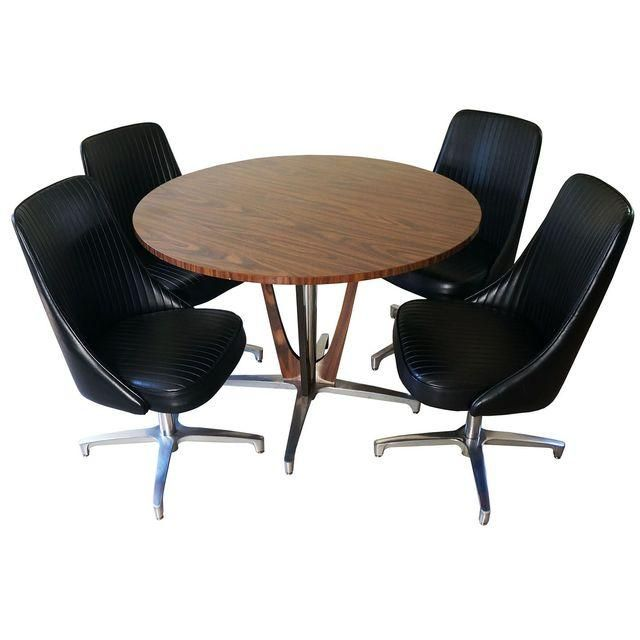1969 Chromcraft Dinette Set | Home | Pinterest | Dinette sets ...