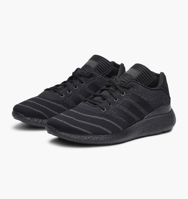 c8ae266db3 adidas BUSENITZ Pure Boost PK Shoe Black Sneakers Trainer Casual Shoes  BY4091  adidas  CasualShoes
