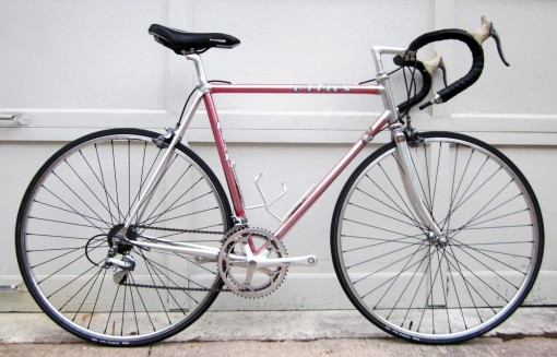 Vitus 979 Vintage French Road Racing Shimano 600 56cm Bike