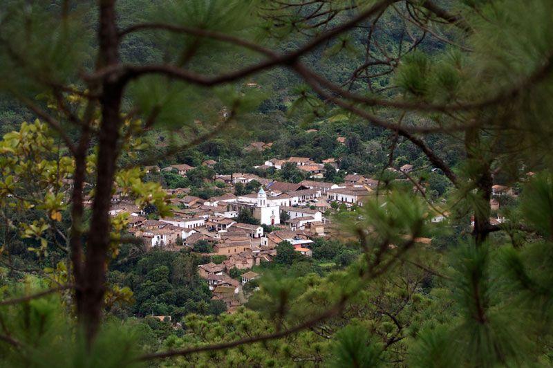 San Sebastián del Oeste, Jalisco. México