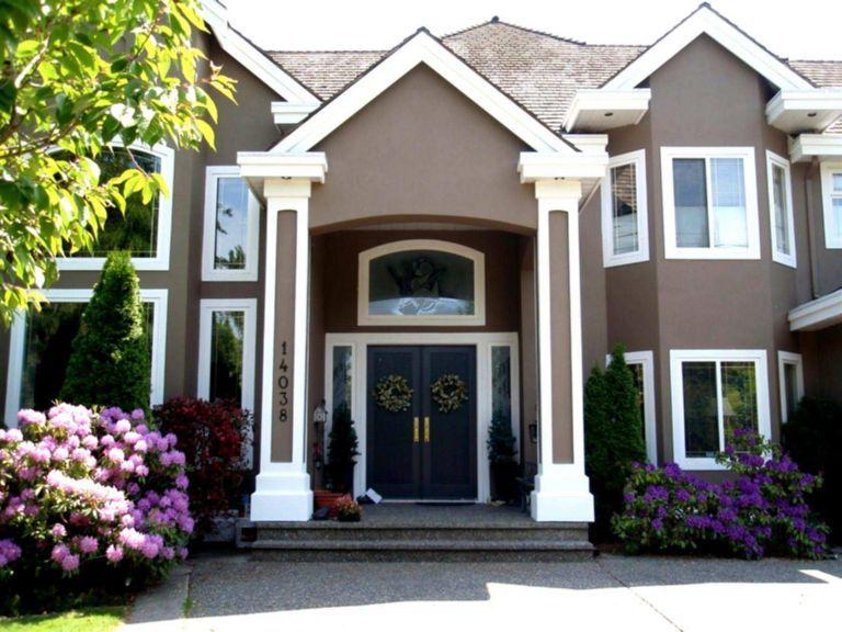 Beautiful Exterior Paint Color Design Ideas Exterior Paint Colors For House House Paint Exterior House Paint Design