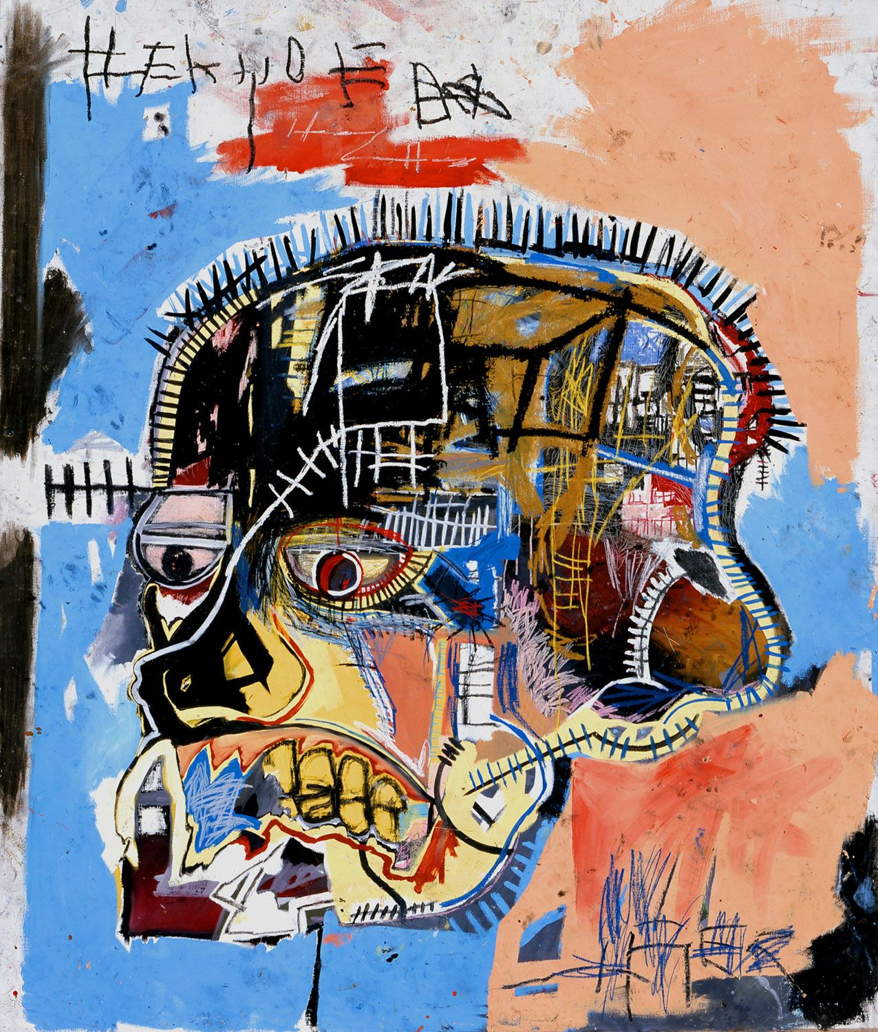 Jean-michel basquiat bisexual