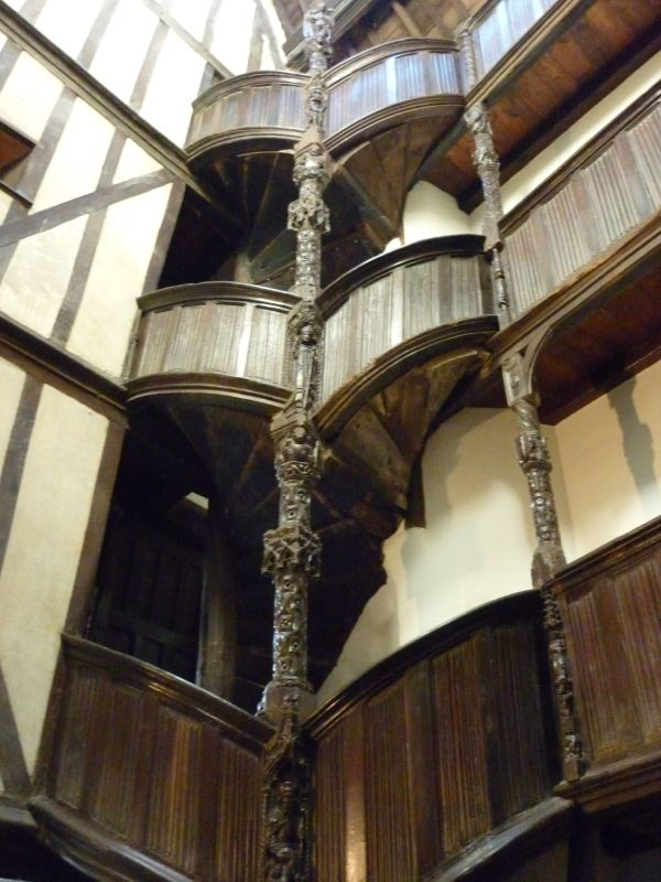 morlaix escalier en pondalez 3 48 bretagne pinterest morlaix escaliers et bretagne. Black Bedroom Furniture Sets. Home Design Ideas