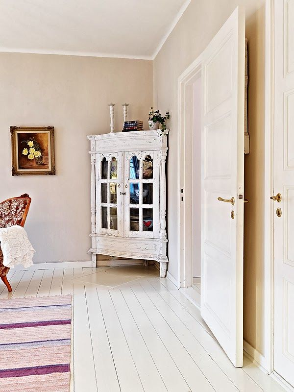 After romantic rural living in an apartment? No problem! | Country Style