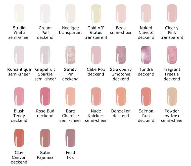 Einzelfarben CND Shellac In Weiss Rosa Und Nude | Cosamar Nagelzubehu00f6r Fu00fcr Nagelstudios | Nails ...