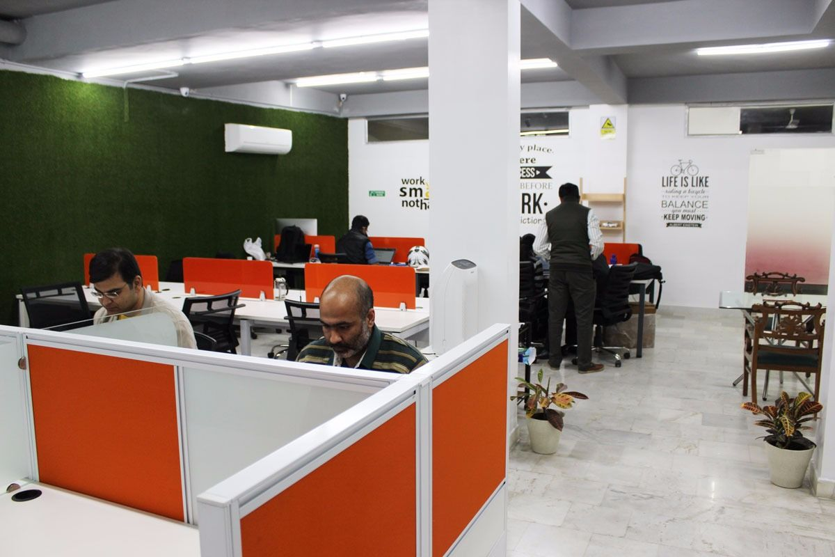 Coworking Space And Shared Office Space For Startup And Small Companies In  Gurgaon, India. We Offer All Services Of Office Space For Startups In  Gurgaon