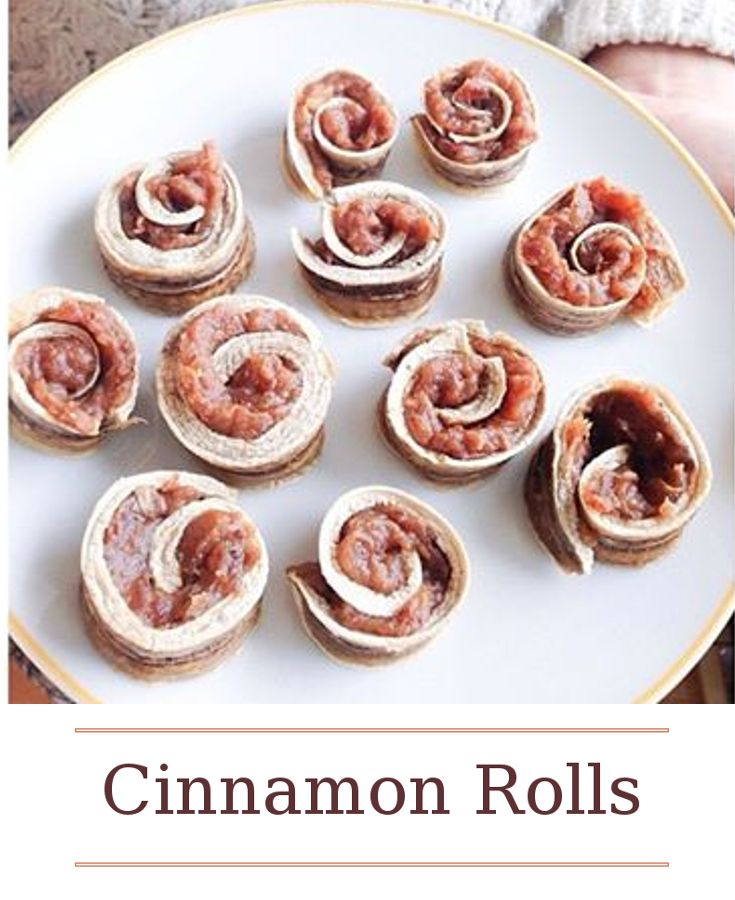 It doesn't get any sweeter (or simpler!) than these ooey, gooey, 3 ingredient cinnamon rolls! Can't wait til Sunday Brunch! From Jasmine Briones of @Sweetsimpleveg