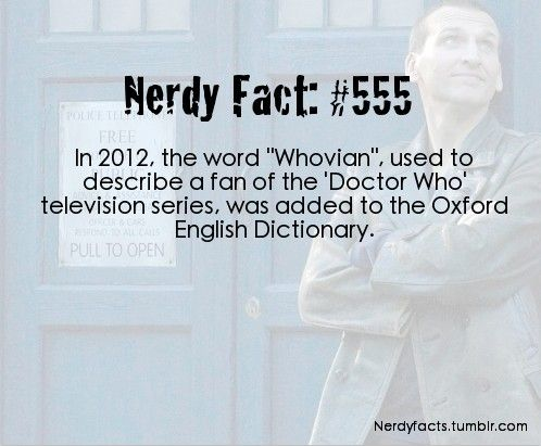 Whovians rule the world!!!