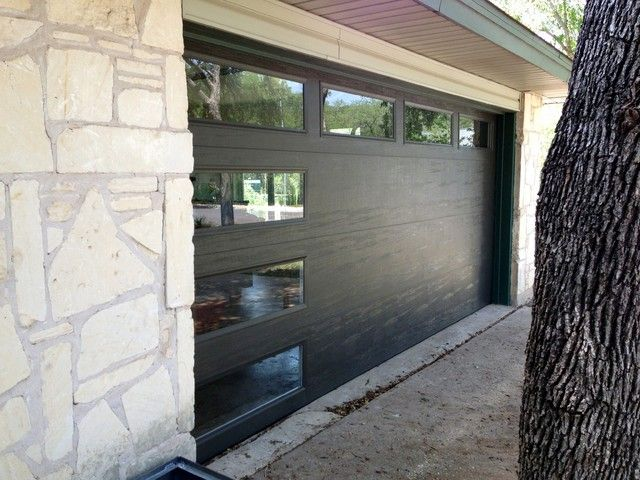 Mid Century Modern Garage Doors With Windows modern garage doors modern-garage-doors-and-openers | mid century
