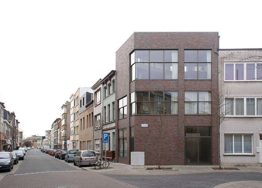 Poot Architectuur - Hoekwoning