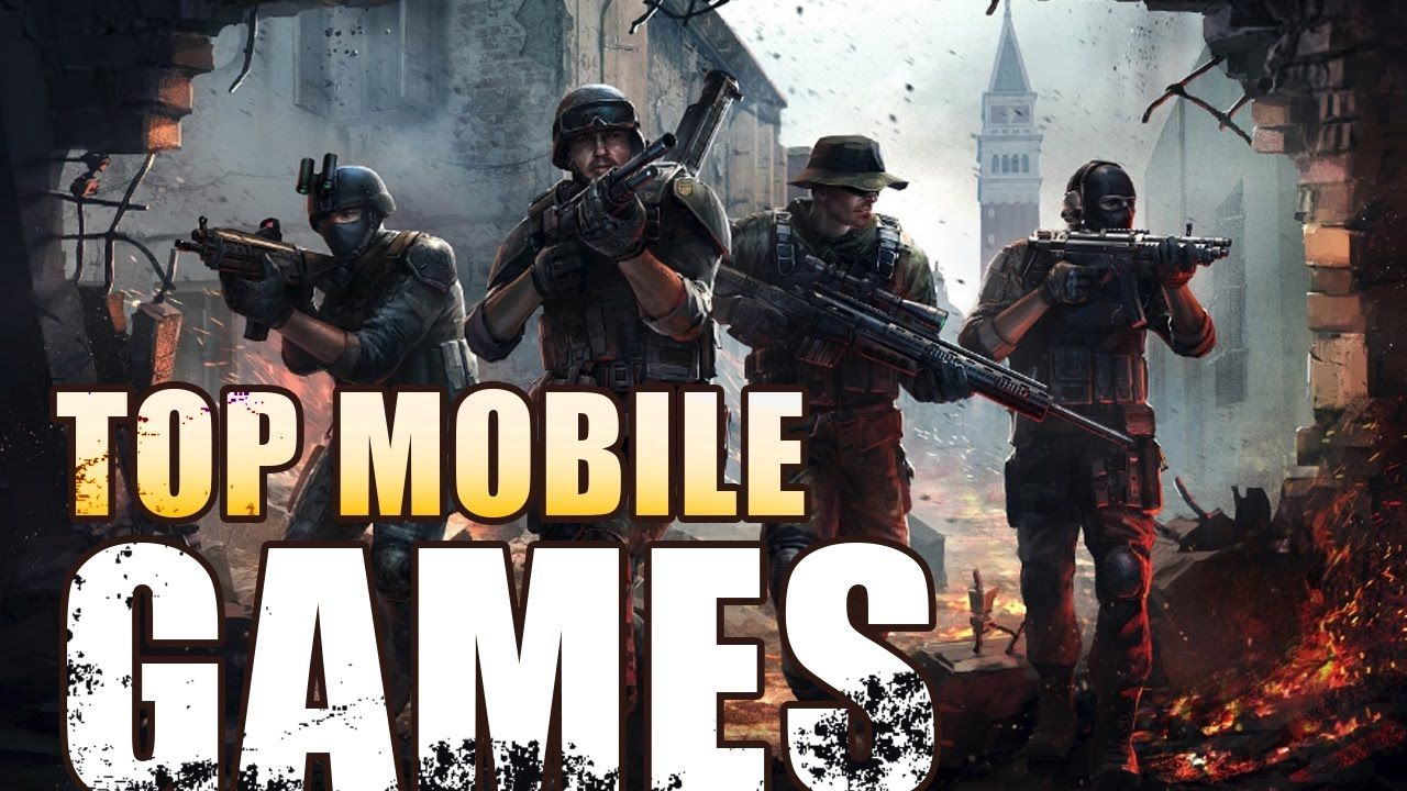 Top mobile games Modern Combat 5 Gameplay Android