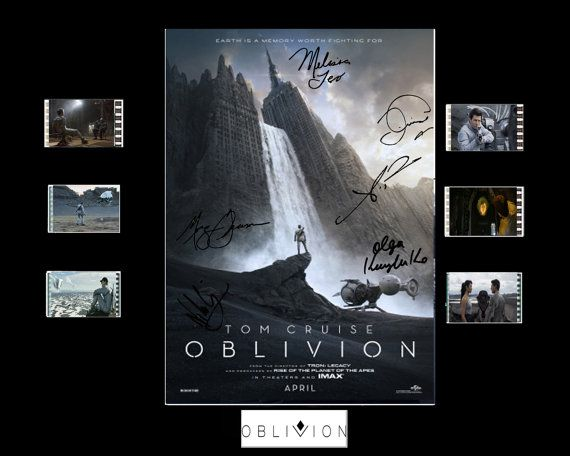 Oblivion Film Cell Presentation  Movie by Everythingbutthatcom, £9.99