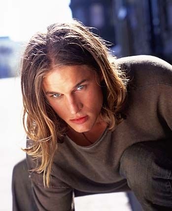 travis-fimmel. Lord...his hair.