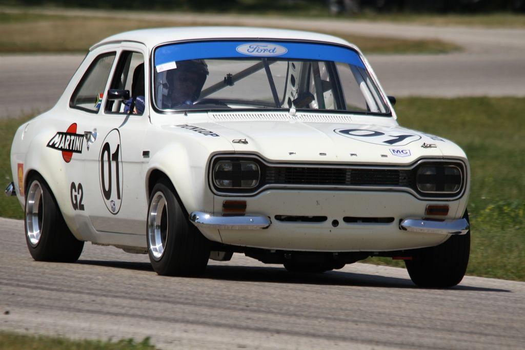 1968 Ford Escort Twin Cam Race Car