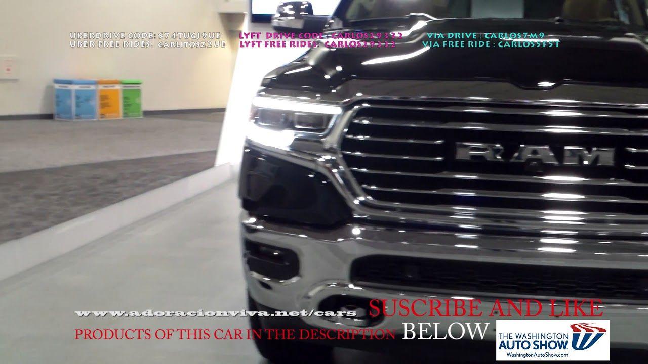 NEW RAM BLACK PICK UP TRUCK WASHINGTON DC AUTO SHOW - Washington dc car show 2018