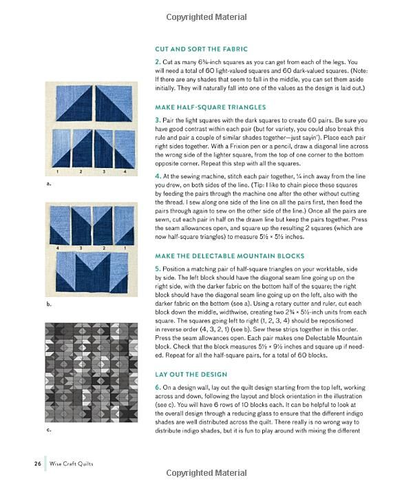 Wise Craft Quilts: A Guide to Turning Beloved Fabrics into ...