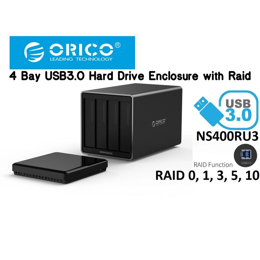 Raid backup drive