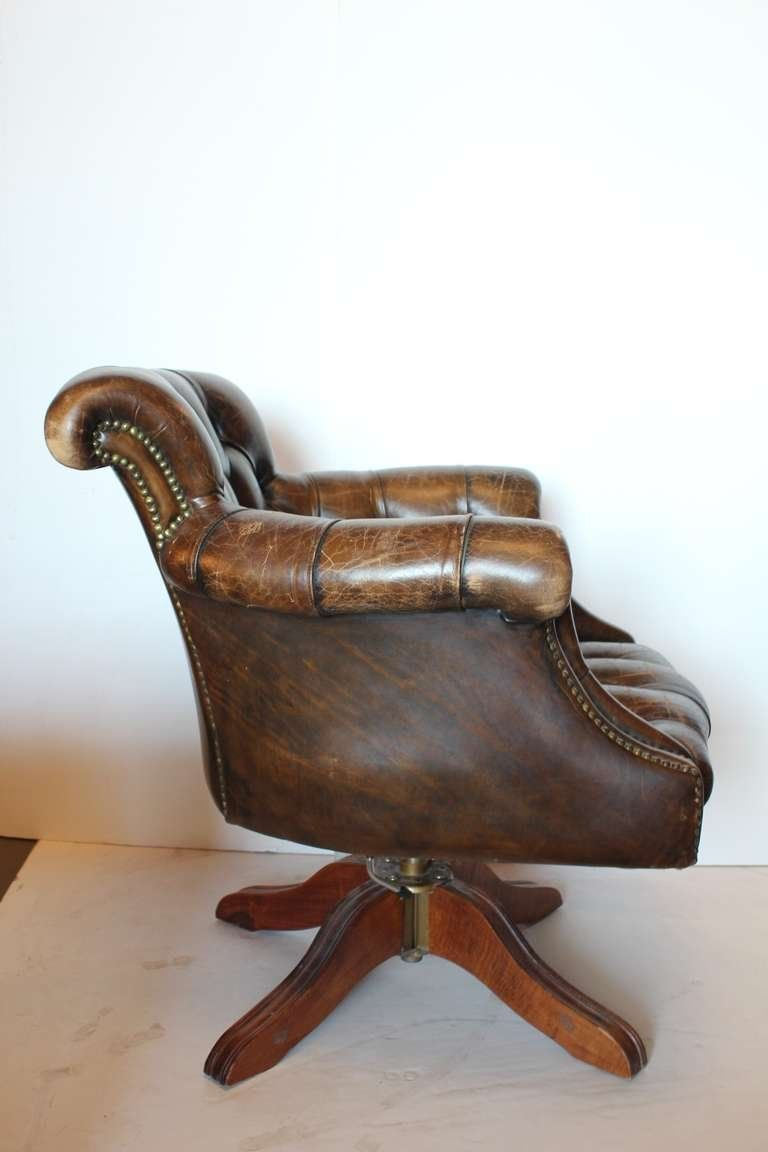 Leder Burodrehstuhl Burodrehstuhl Stuhle Und Schreibtisch Schwenkbar