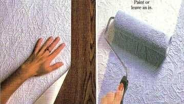 faux finish over paneling Here is a real handy product