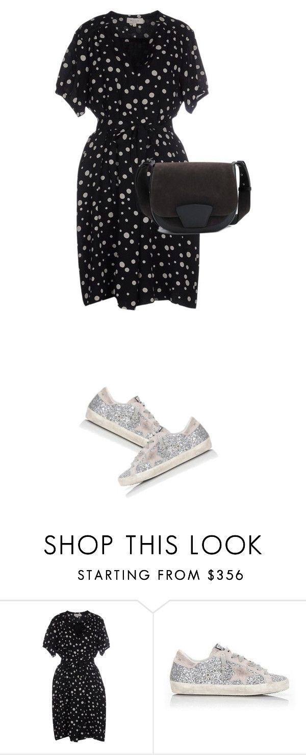 """""""Untitled #2528"""" by misnik ❤ liked on Polyvore featuring Paul & Joe, Golden Goose, Gérard Darel, contest, party, fashionset and PolyvoreInsider"""