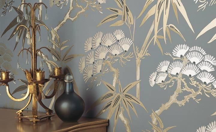 Samsara Wallpaper Collection Source Romo Australia The Ivory Tower