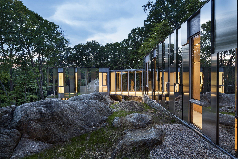 Pound Ridge House in New York, USA designed by KieranTimberlake ...