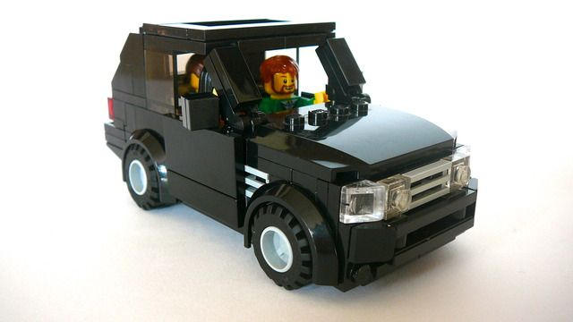 Lego Range Rover Sport | Lego ideas | Pinterest | Range rover ...