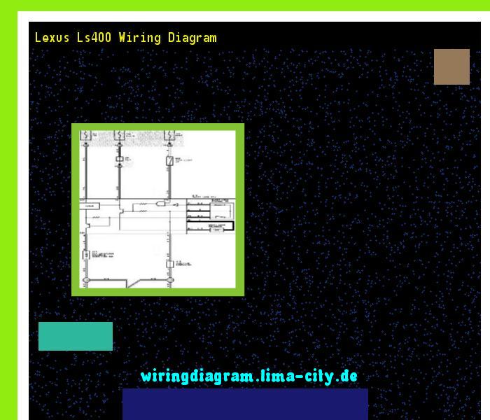 Lexus Ls400 Wiring Diagram Wiring Diagram 17562 Amazing Wiring Diagram Collection