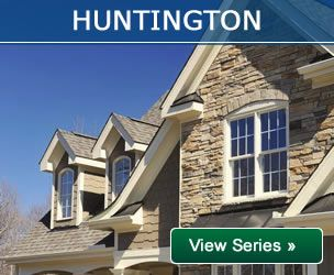 Kensington Huntington Windows Series Vinyl Replacement Windows