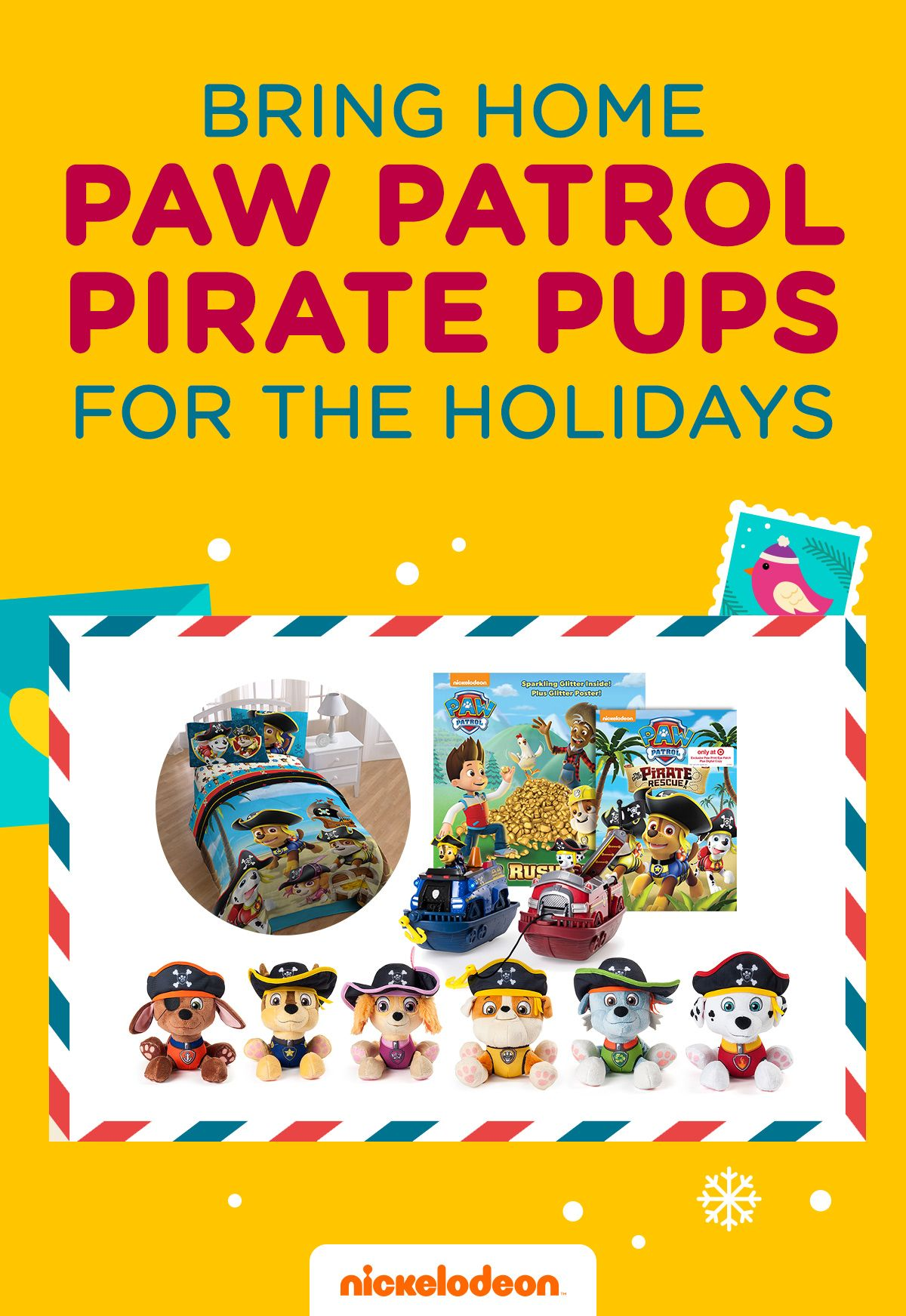 Nick Com Enter To Win : enter, Click, Enter, Sweepstakes, Chance, Patrol, Pirate, Incl…, Puppy, Gifts,, Holiday, Printables