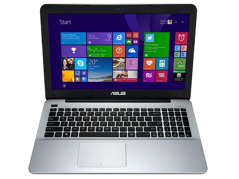 Notebook ASUS X555LA Intel Core i5 - 4GB - Windows 10