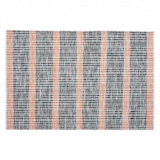 Ferguson Large Orange And Black Flat Weave Wool Rug 170 X 240cm Buy Now At Habitat Uk 200 Rugs Flat Weave Wool Rug Flat Weave