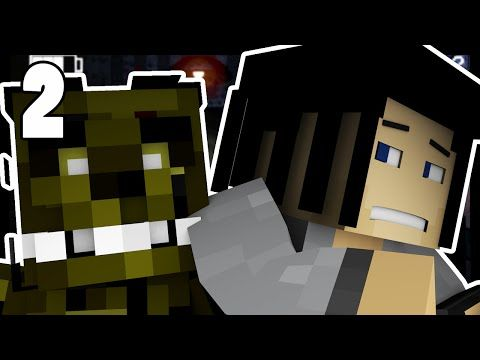 Minecraft Five Nights At Freddy S 2 Night 5 Finale Roleplay W Samgladiator Five Nights At Freddy S Five Night Roleplay