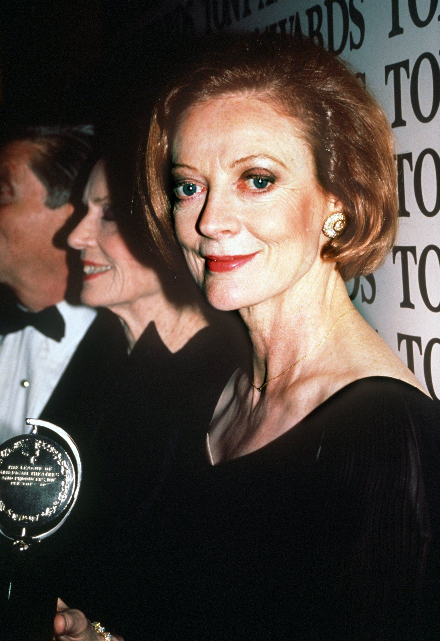 maggie smith 2015