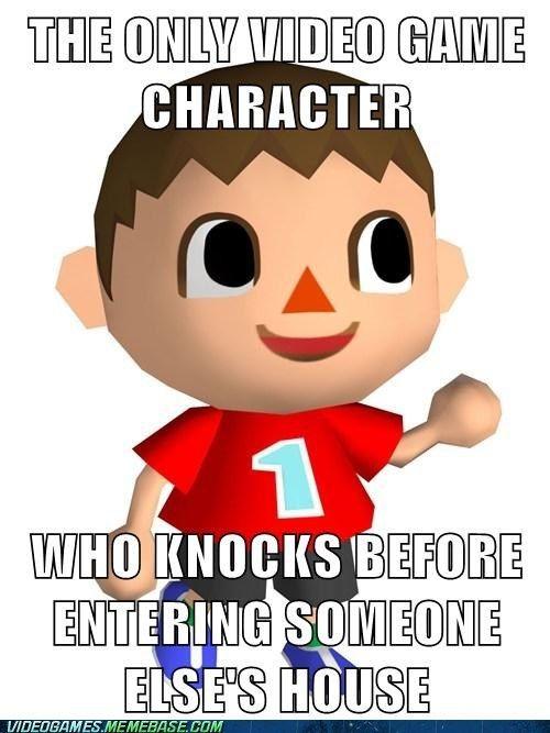 Good Guy Animal Crossing Kid Animal Crossing Memes Animal