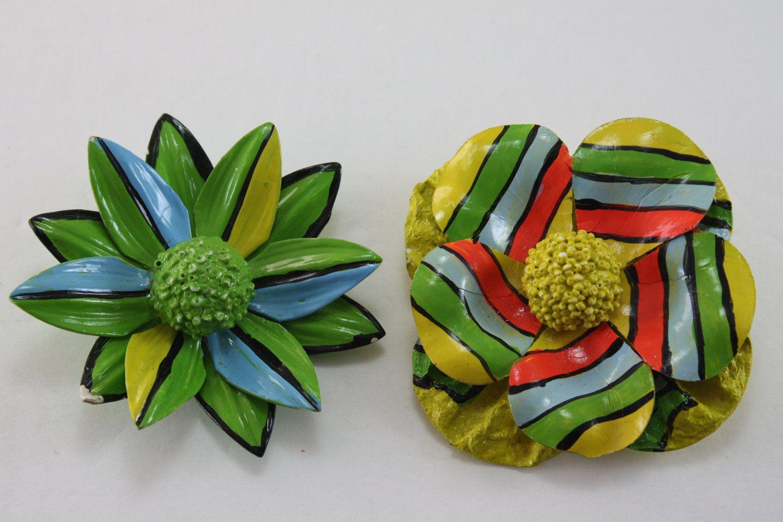 Flower Paper Mache Samannetonic