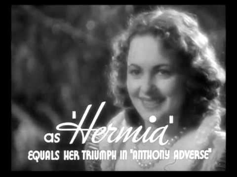 A Midsummer Night's Dream 1935 Movie Trailer | Cinema