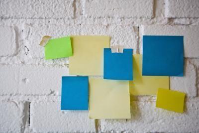 How to Make a Self-Adhesive Note Pad thumbnail